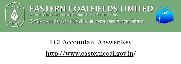 ECL Accountant Answer Key