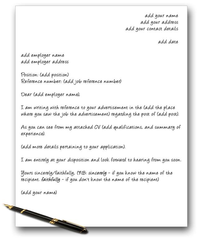 Cover letter  EduGold