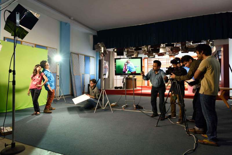 media science college