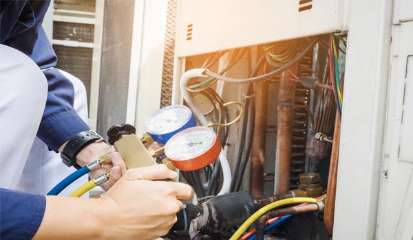 AC repairing course