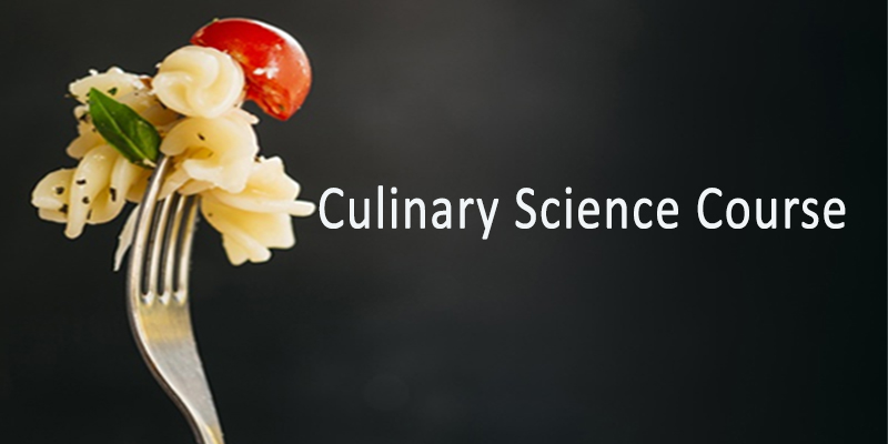 Culinary science course in Kolkata