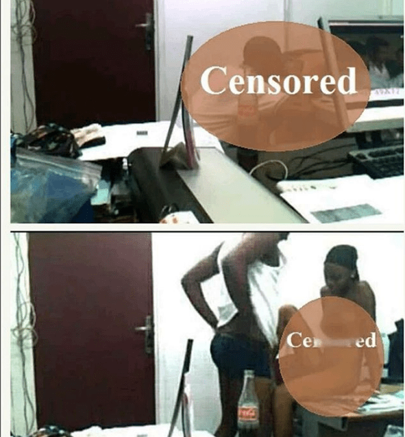 Ugandan NTV Staff Having S3x In The Office Caught ( video