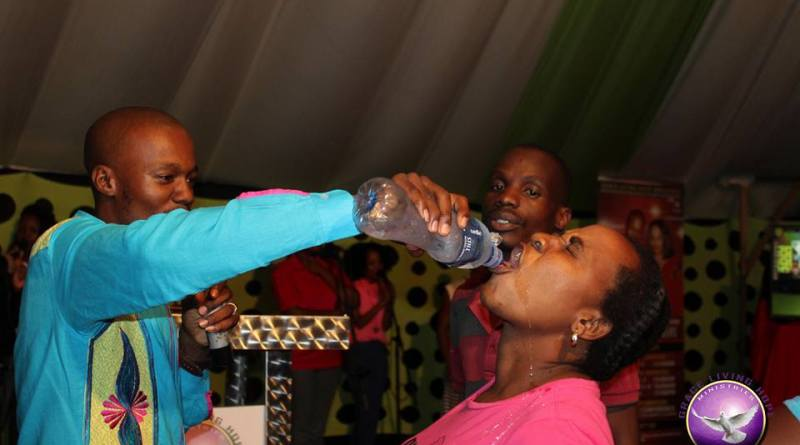 "5 Church Members Who Drank Rat Poison ""Anointing Oil"" Are Now Dead – 13 More In Hospital"