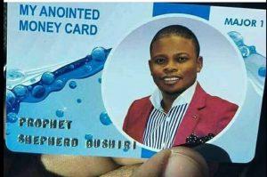Pastor Shepherd Bushiri