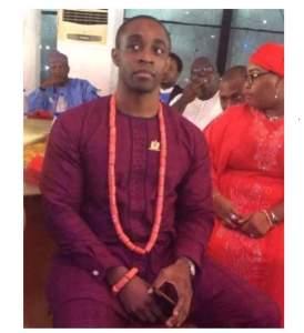 Crowned Prince of Benin Kingdom