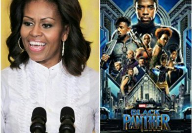 Black Panther: 'It will inspire people of all backgrounds to find their own stories' -Michelle Obama