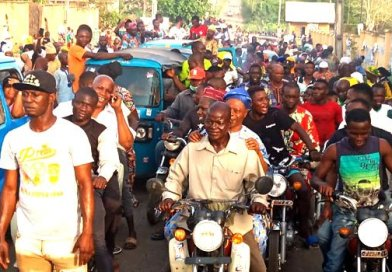 Jubilation As Adeleke's Supporters Flood Osun Streets Over Tribunal Victory (Photos)