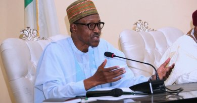 Buhari reacts as 60 presidential candidates move against Atiku, PDP