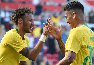 Brazil coach, Tite names Neymar, Firmino for Super Eagles friendly (Full List)