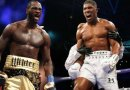 Anthony Joshua sends strong warning to Deontay Wilder