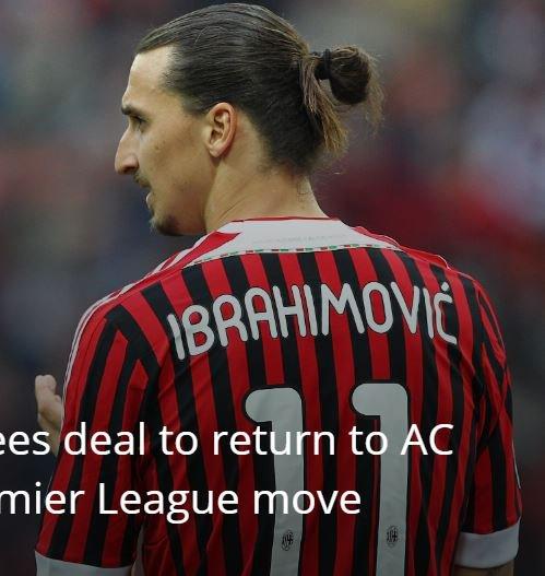 Zlatan Ibrahimovic Rep...