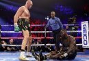 The best man won, I had issues before the fight ― Wilder