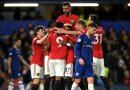 Chelsea vs Man Utd: Martial & Maguire give Utd first-ever PL double over Blues