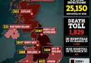 Coronavirus: 381 Die In 24 Hours In UK