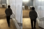"""Nigerian Man In Diaspora Spotted Ordering His """"Jujuman"""" To Make A Woman And Her Children Run Mad (Video)"""