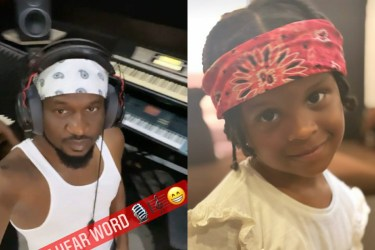 Rudeboy Training His Daughter Nadia To Become Rudegirl So The Rudeness In Music Run In His Family