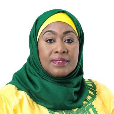 Tanzania Swears In First Female President (Video)