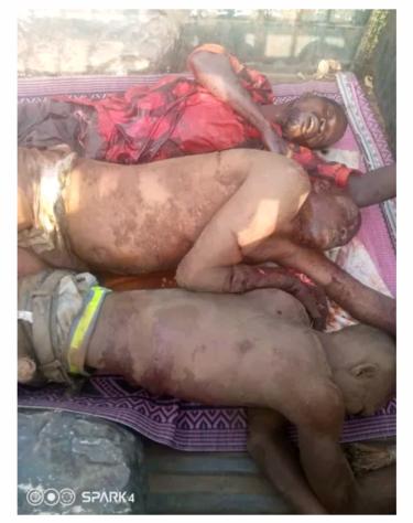 Gani Adams Raises Alarm Over Alleged Killing Of 4 Men in Oyo (Details below)