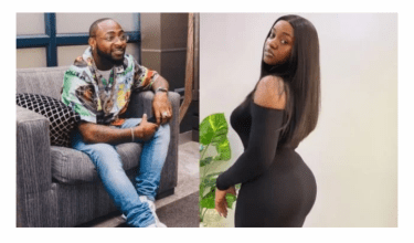 Davido Reacts After Chioma Vows To Keep Their Son From Him (Video below)