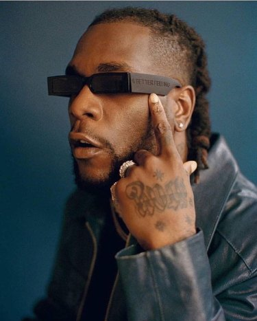 """I embraced my pain and turned it into the world's greatest weapon"" — Burna Boy"