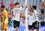 Havertz on target as hosts thrash Portugal