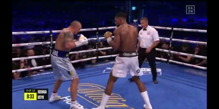 Anthony Joshua loses his world heavyweight titles to underdog Oleksandr Usyk