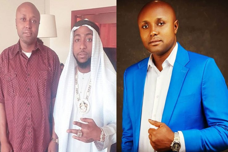 Moment Davido's Aide, Isreal DMW Jubilated Massively After His Suspension Was Lifted (Video)