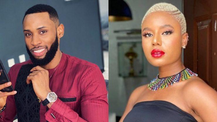 BBNaija: I would like to date Nancy Isime – Emmanuel reveals