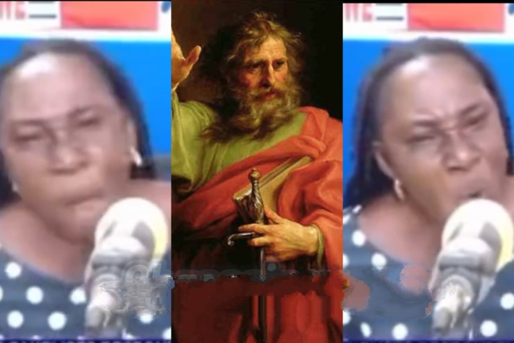 Woman Laments On Why Most Women Are Still Single, Blames Apostle Paul (Video)