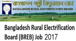 Bangladesh Rural Electrification Board BREB job application form, Exam Result