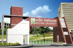 National University Masters Final Year Result 2017
