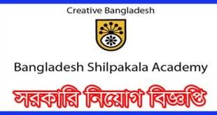 Shilpakalaacademy job Application Form