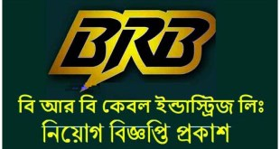 brb cable job circular 2018