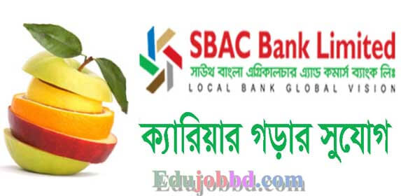 sbac bank job circular Online Apply