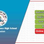 Govt Science High School Admission