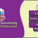 NU Honorus 1st Year Professional Courses Admission