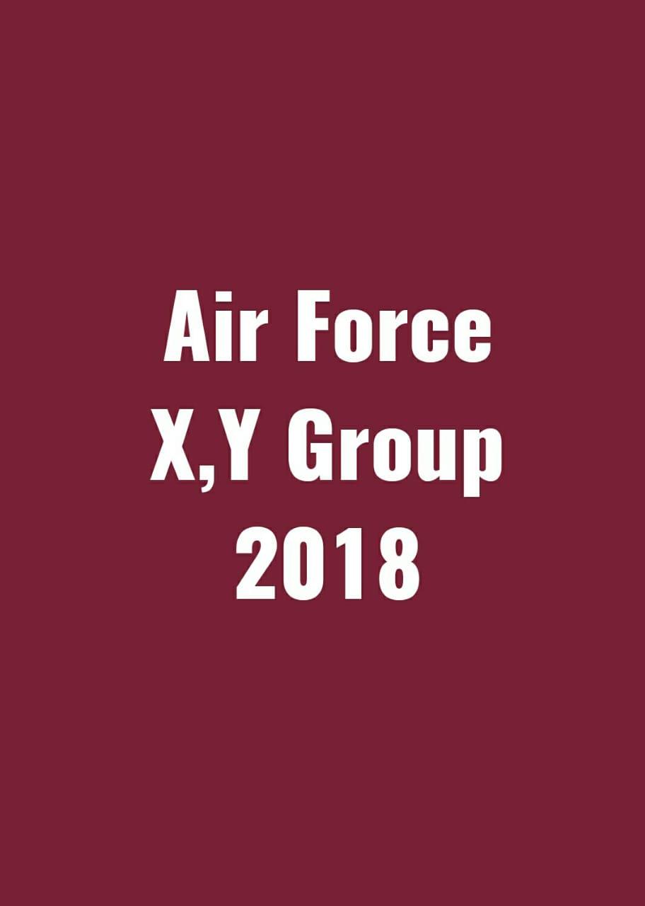 Air Force X, Y Group