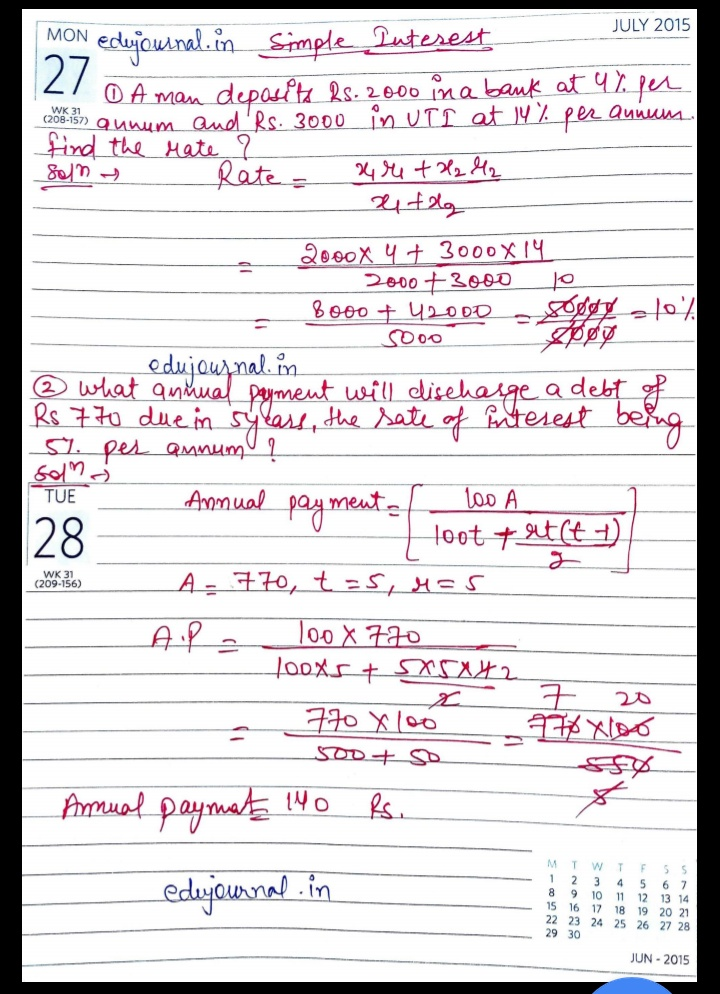 Aptitude notes pdf and research teaching