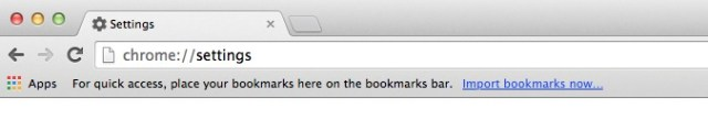 BookmarksBar