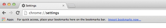 BookmarksBar