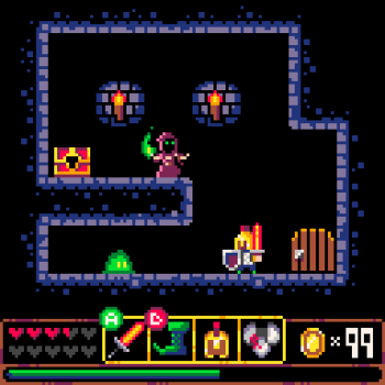 A game in Pico-8