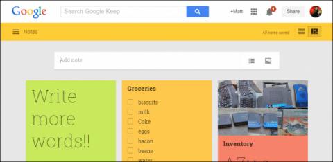 googlekeepchecklist