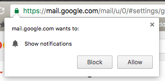 AllowNotifications