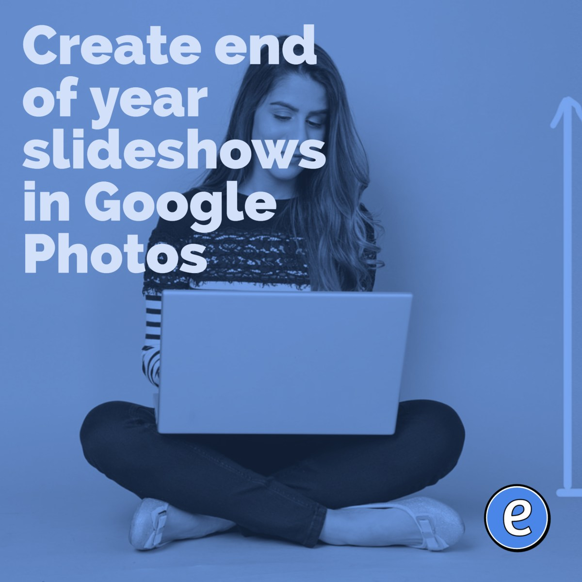 Create end of year slideshows in Google Photos