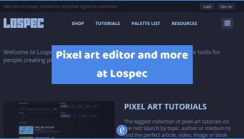 Piskel Is A Free Online Pixel Style Editor And Animator Eduk8me