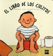 el libro de los culitos Cuentos infantiles para decir adiós a las cacas