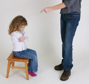 madre enfado limites El castigo ¿es un método disciplinario educativo?