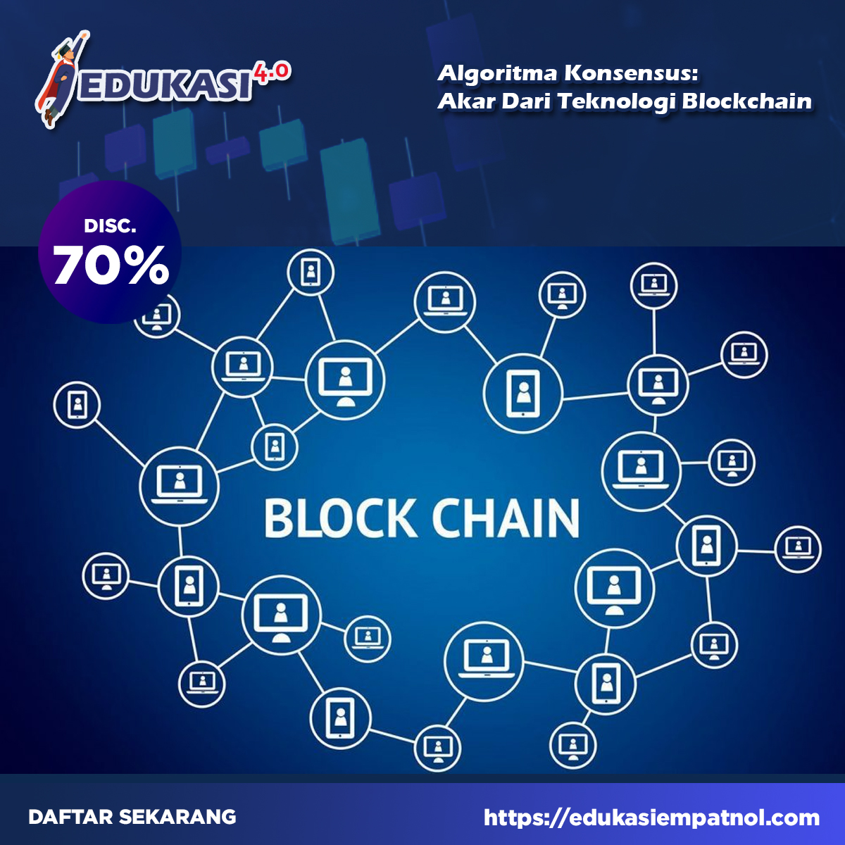 algoritma konsensus blockchain
