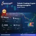 Kursus Tehnik Trading Crypto Untuk Pemula