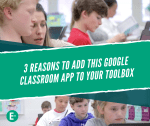 Google Classroom App Edulastic